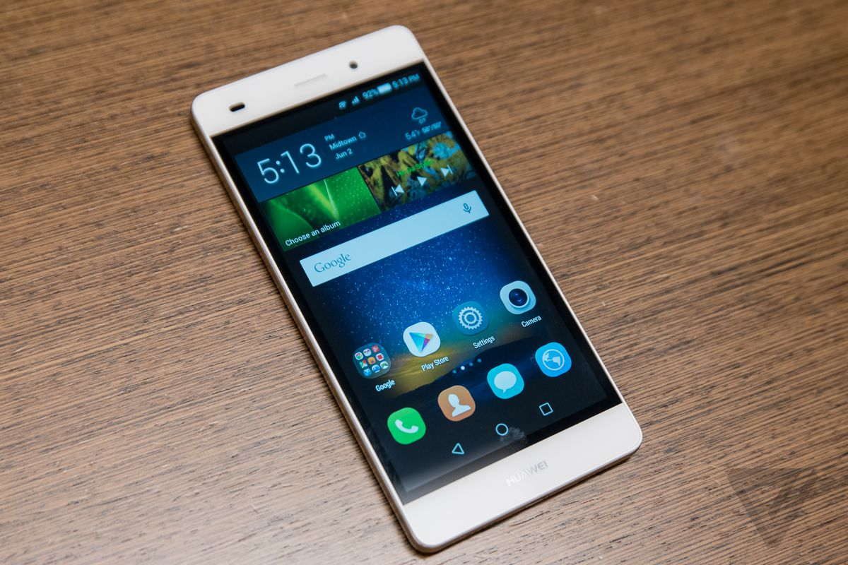 Huawei U0026 39 S P8 Lite Shows It Doesn U0026 39 T Take The Us Seriously