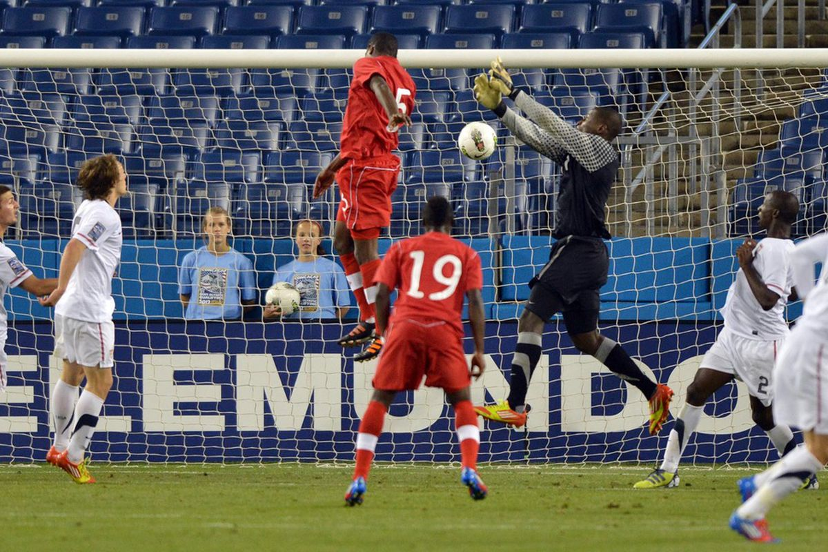 Forget last Saturday, this is the Doneil Henry i want to remember