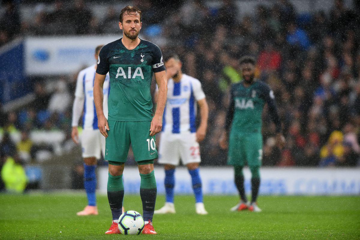 Brighton & Hove Albion v Tottenham Hotspur - Premiere League