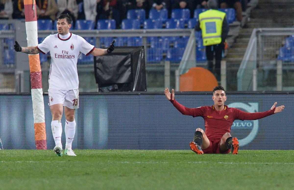 Roma v A.C. Milan - SerieA TIM