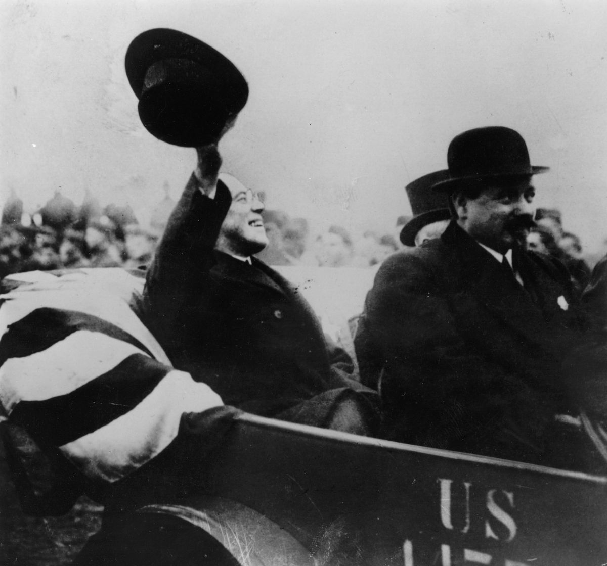 Woodrow Wilson in France