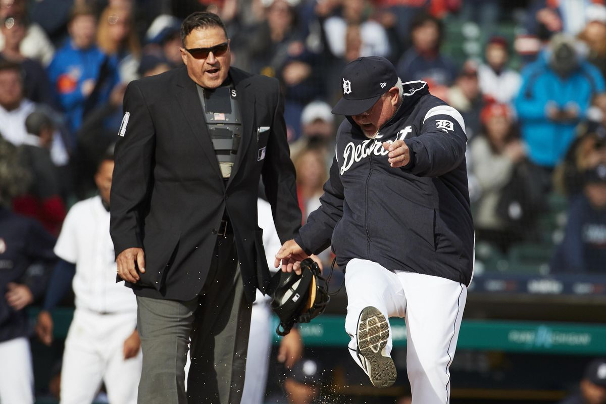 I don't care if we lose all three games this series. If Gardy gets ejected, I'll have my money's worth.