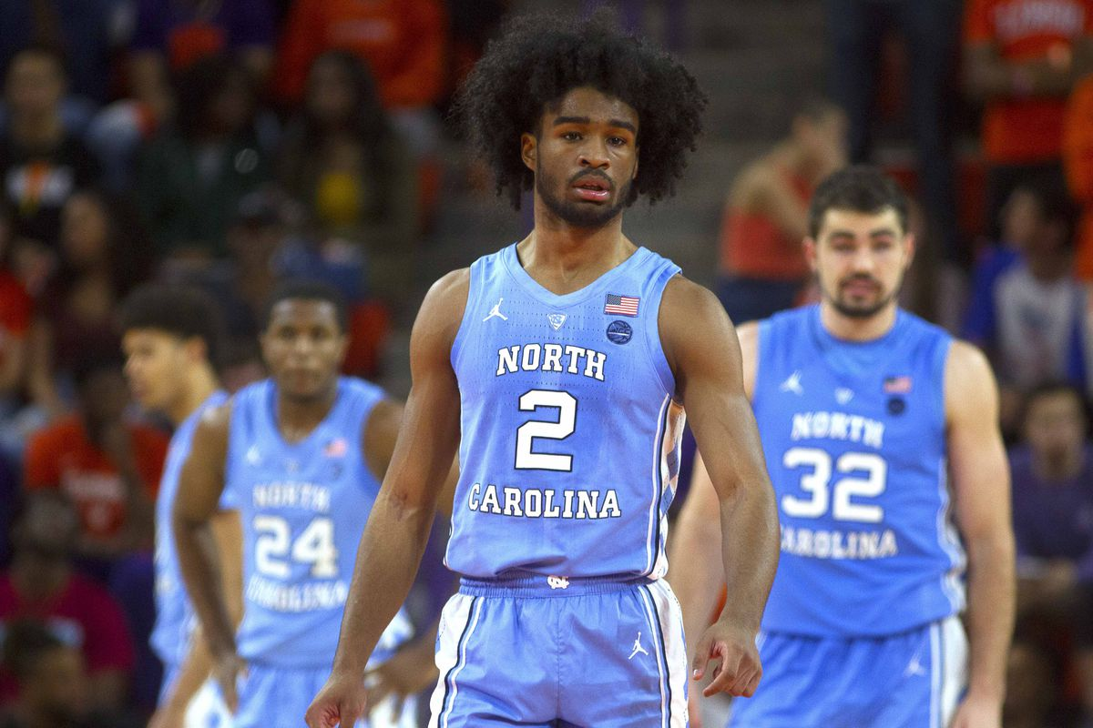online retailer c523d 2ef52 Coby White's big game helped UNC escape with a win over ...