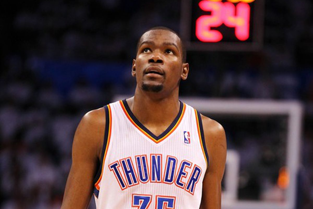 35b950b3bbde 2012-13 OKC Thunder Player Previews  Kevin Durant - Welcome to Loud City