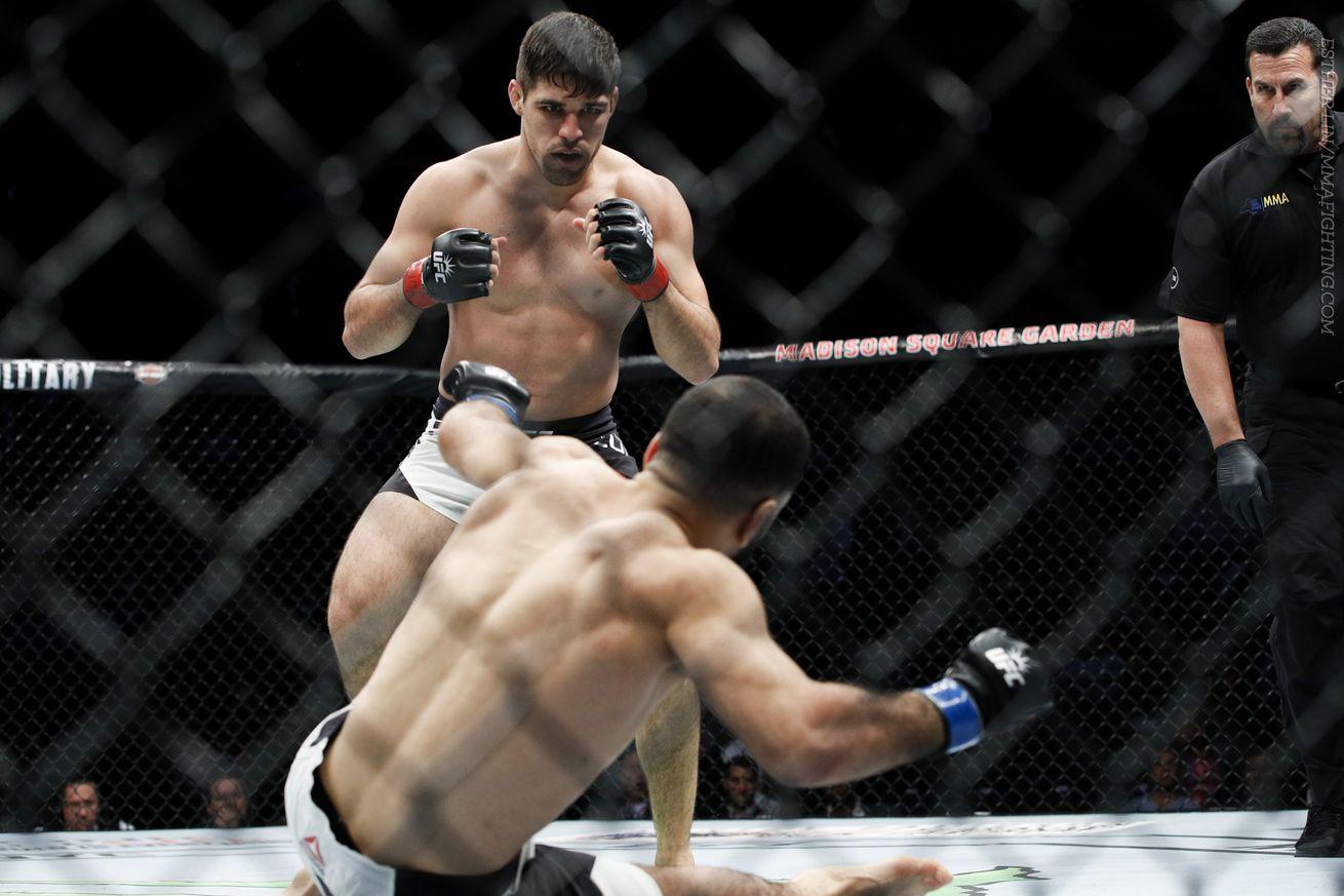 community news, UFC welterweight Vicente Luque calls out Tarec Saffiedine
