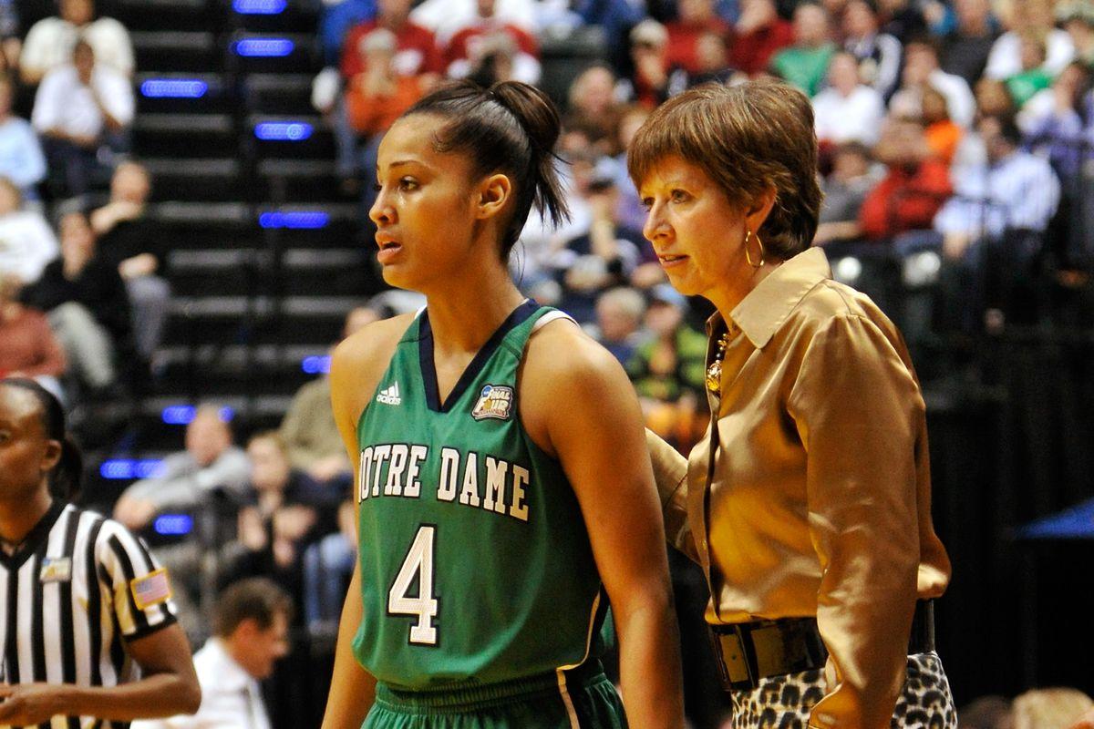 NCAA Women's  Final Four - Notre Dame v Connecticut
