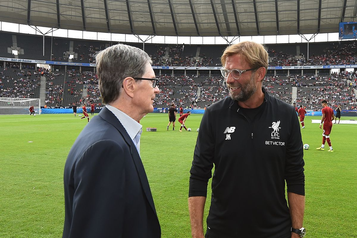 Hertha BSC v FC Liverpool - Preseason Friendly