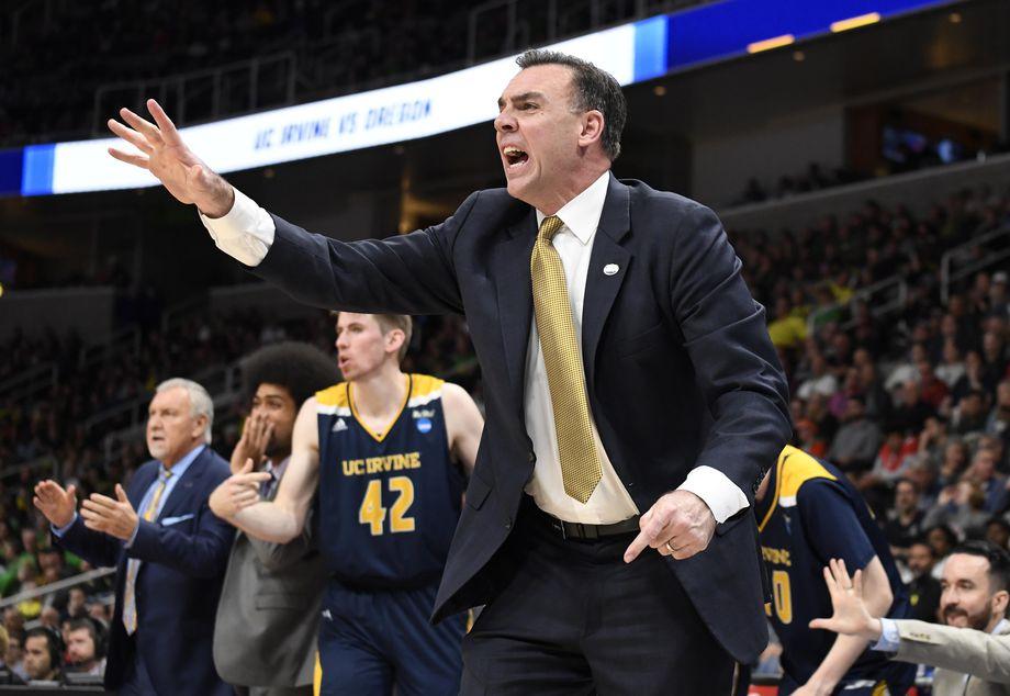 NCAA Basketball: NCAA Tournament-Second Round-UC Irvine vs Oregon