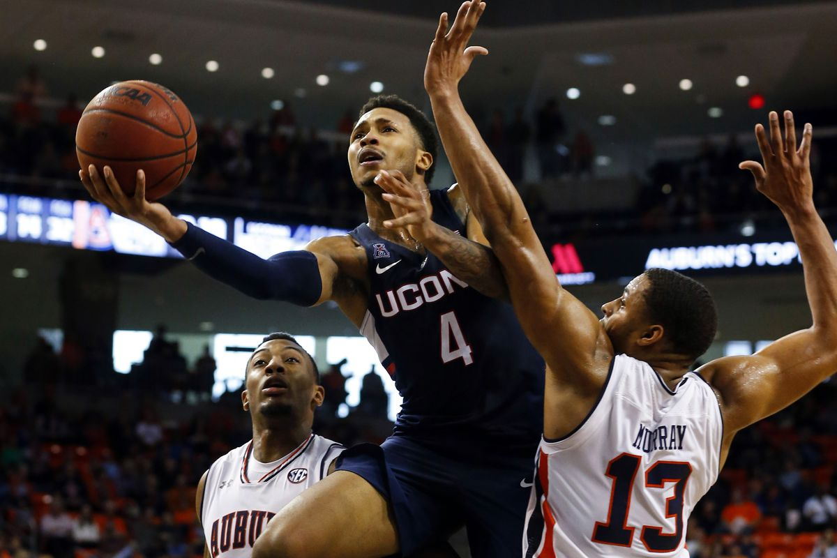 Recap: UConn Men's Basketball Downed by Auburn, 89-64 ...
