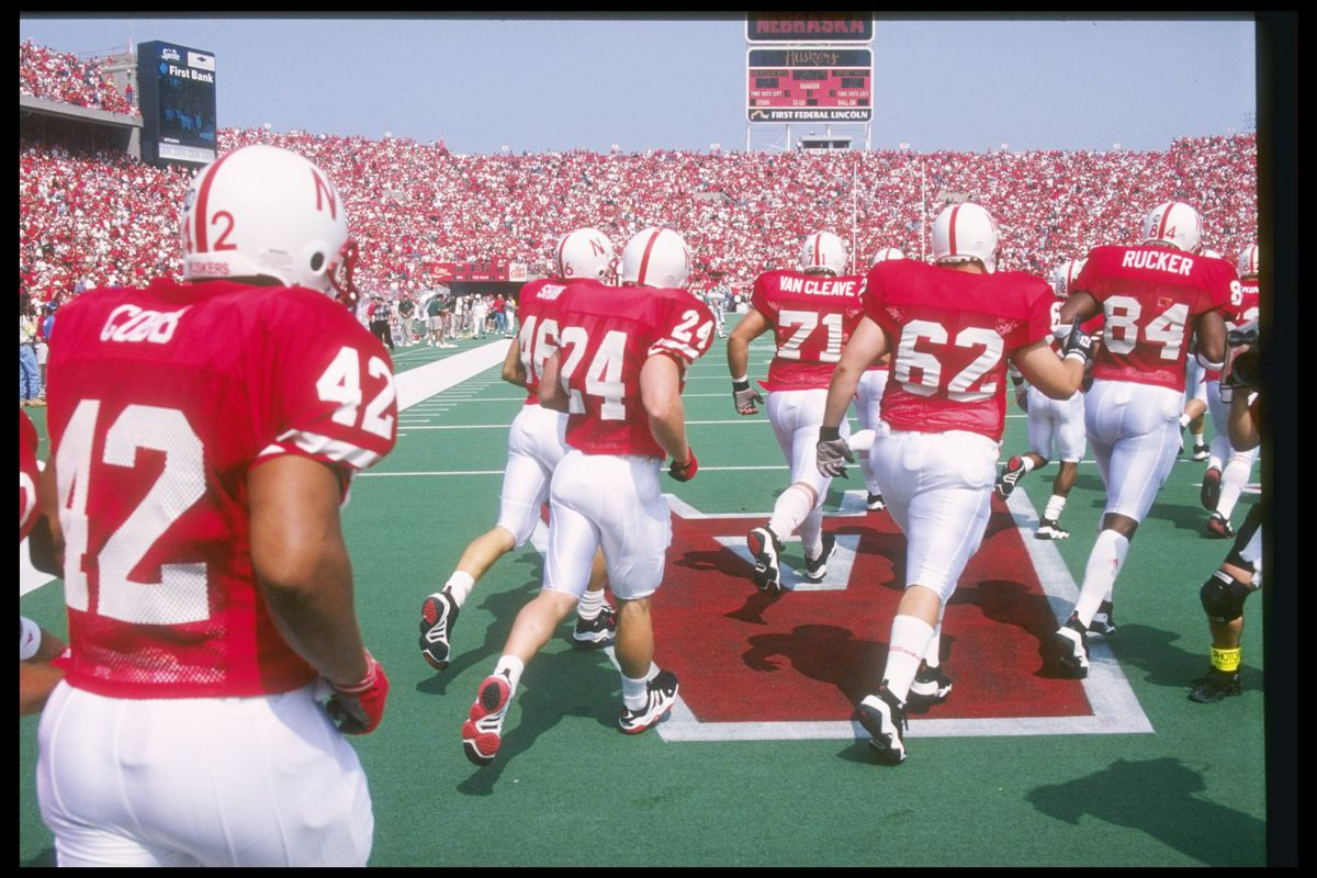 Back when Schmahl ran HuskerVision.