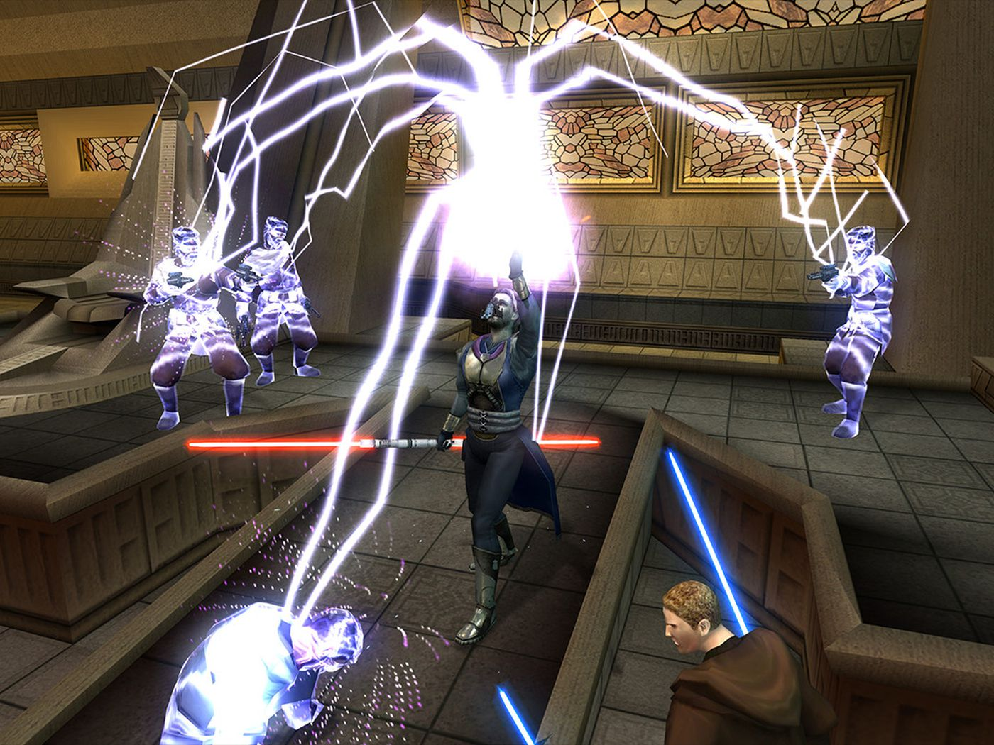 Knights Of The Old Republic 2 Beat The Last Jedi To Its Best