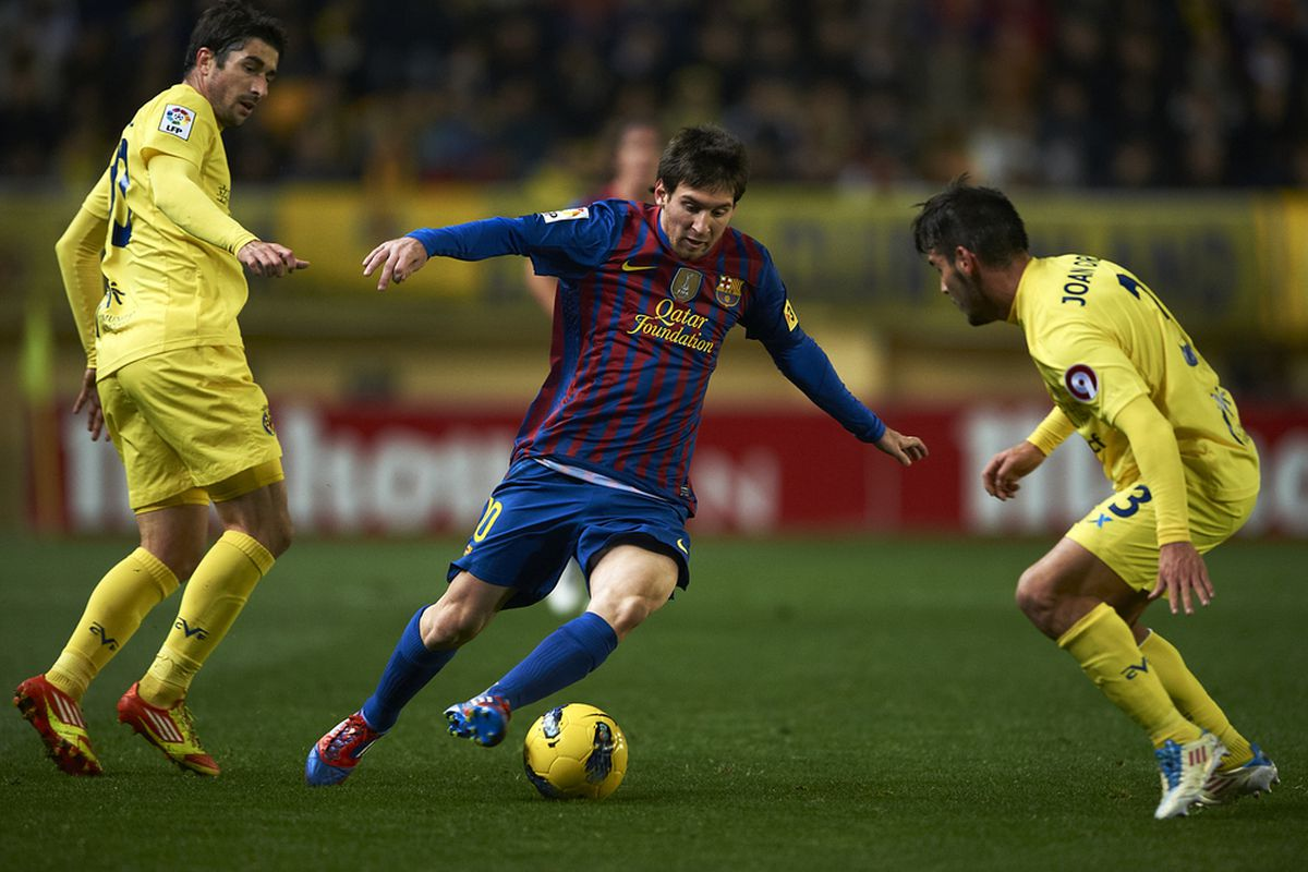 A year ago (almost) we kept Messi from scoring.  Can we do the same against Barcelona B?  And get three points?