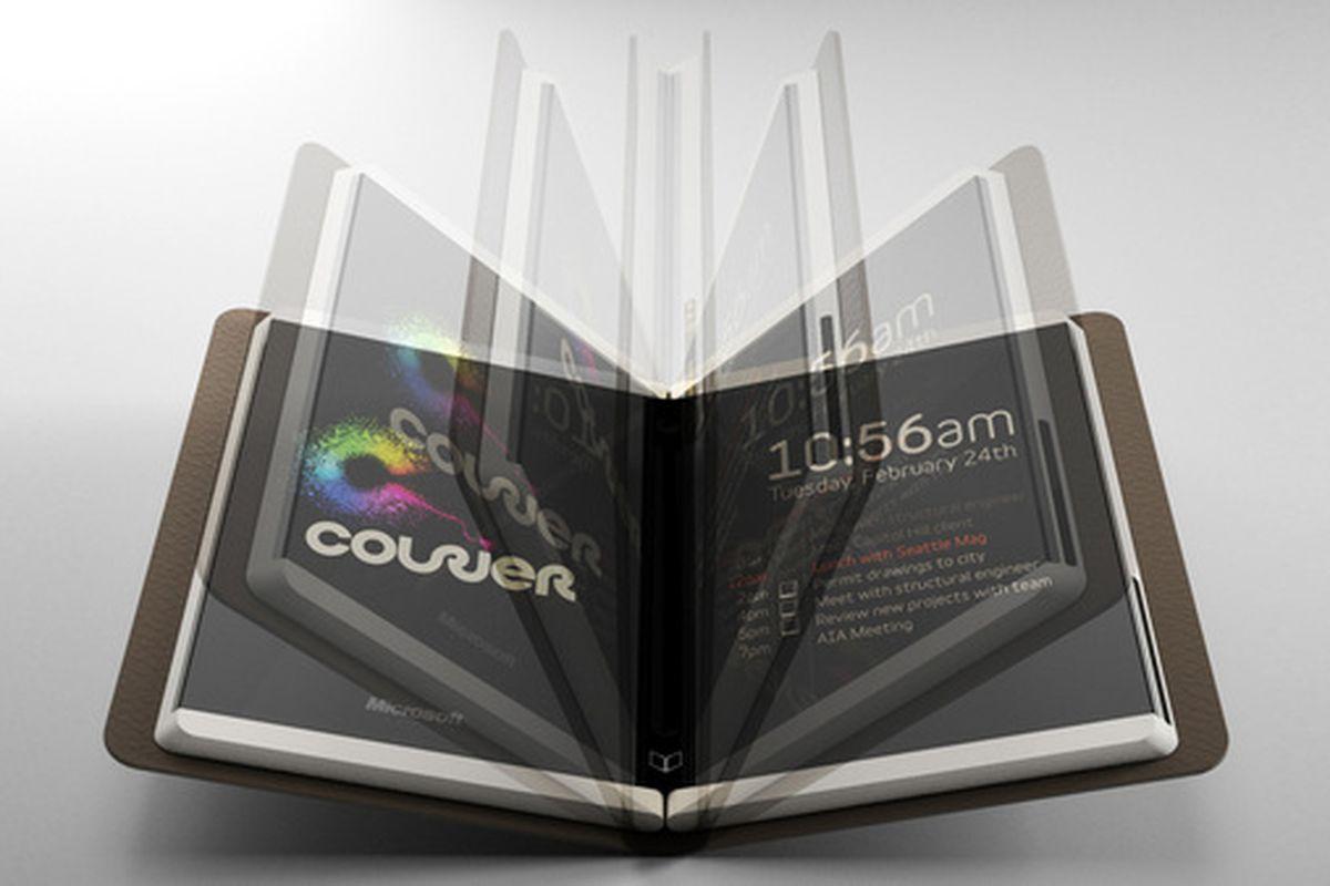 Courier concept