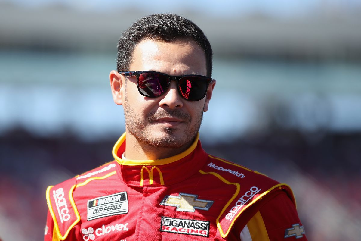 Chip Ganassi Racing fired driver Kyle Larson on Tuesday. The driver used a racial slur during a live stream of a virtual race.