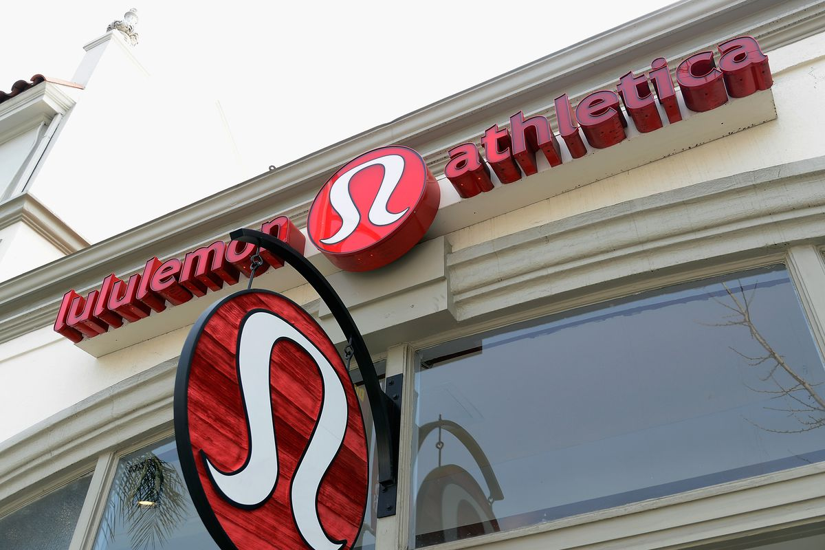 b73156fc11be8 A Lululemon store in Pasadena, California. Kevork Djansezian/Getty Images