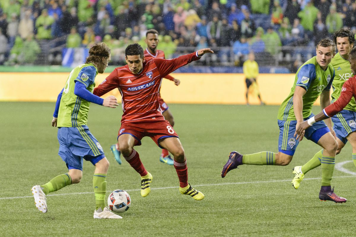 MLS: Conference Semifinals-FC Dallas at Seattle Sounders
