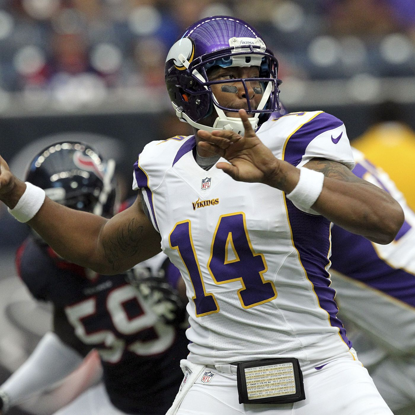 Joe Webb 'likely' to start for Vikings, according to report ...