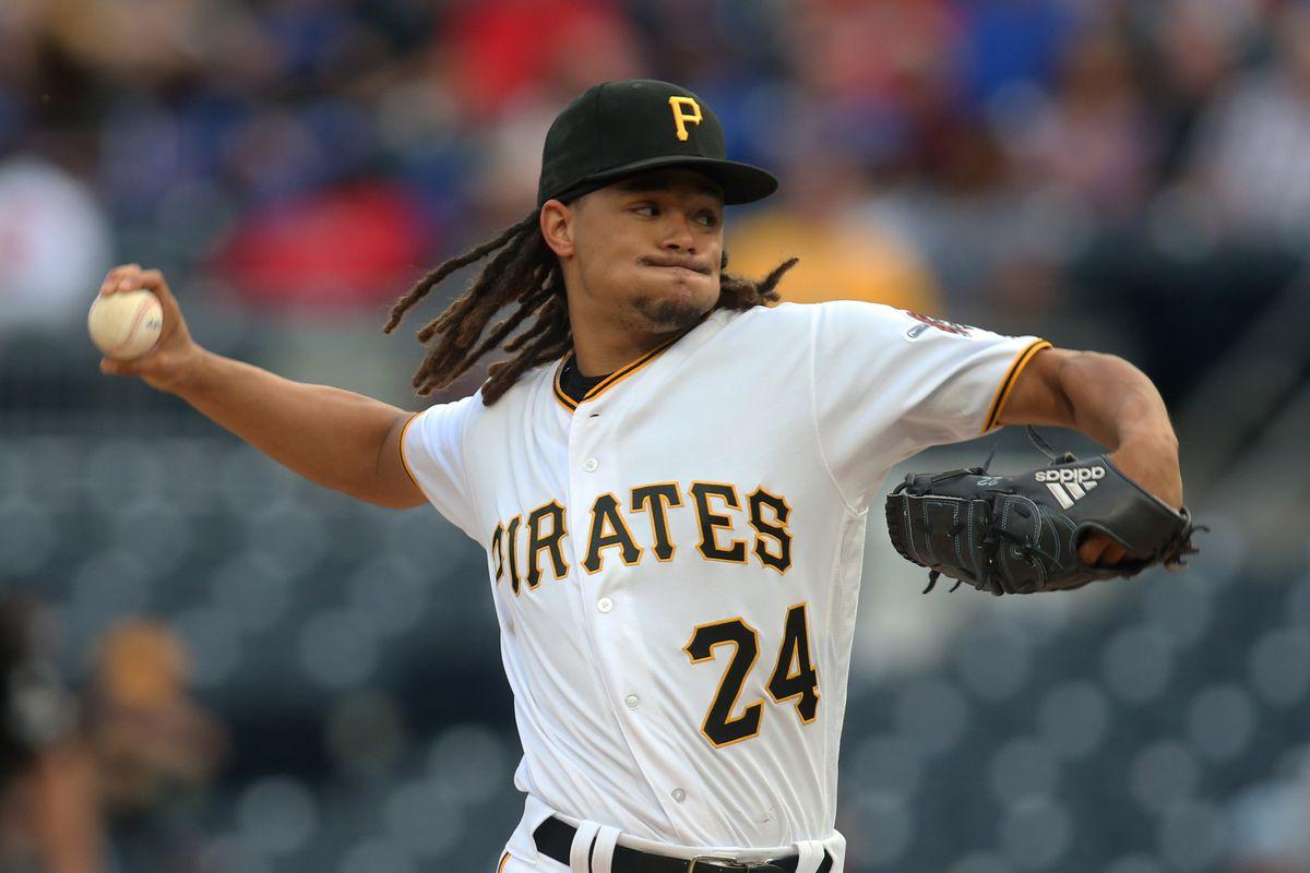 MLB: Atlanta Braves at Pittsburgh Pirates