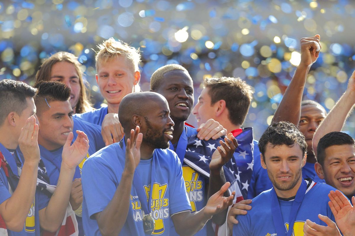 The first in a series of moves necessary to land USMNT full back DaMarcus Beasley has been completed