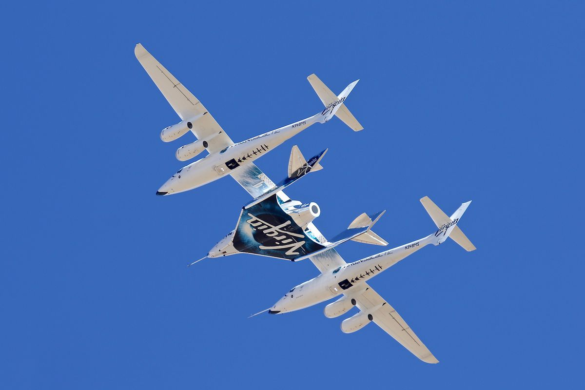 Virgin Galactic prepares SpaceFlight operations to New Mexico.