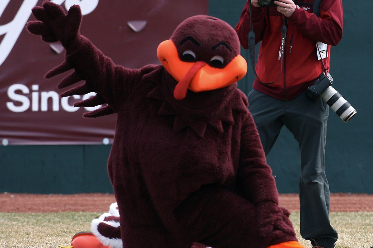 Hokies Don't have many Pics for Baselball.  We need to win something to get better media attention.