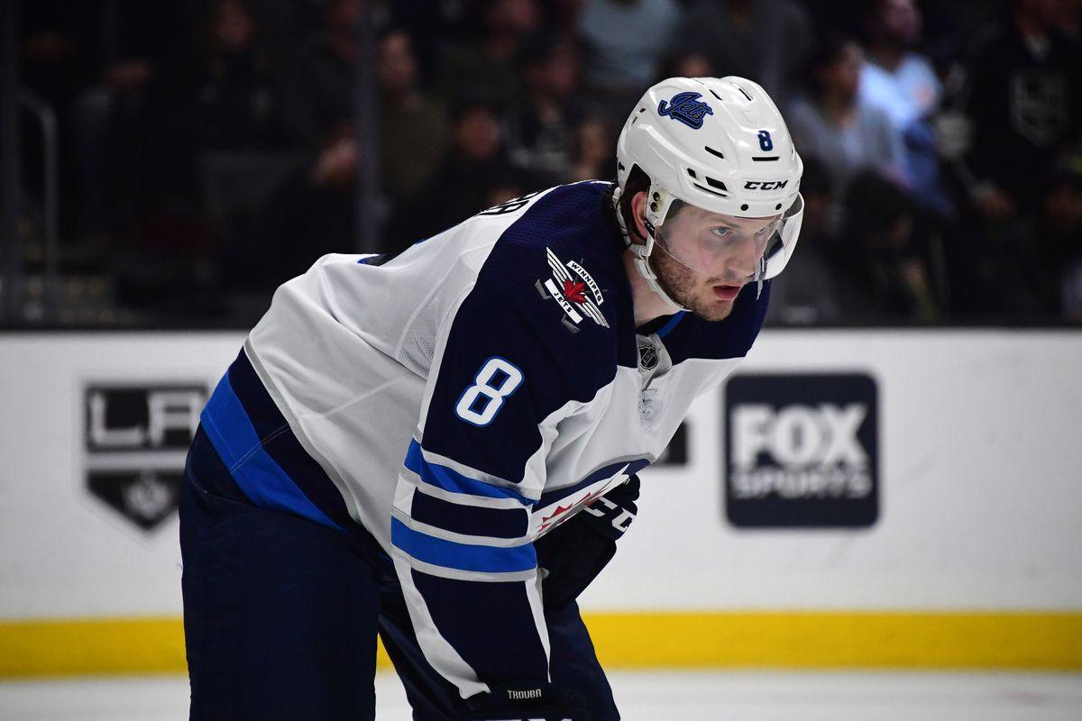 NHL: Winnipeg Jets at Los Angeles Kings