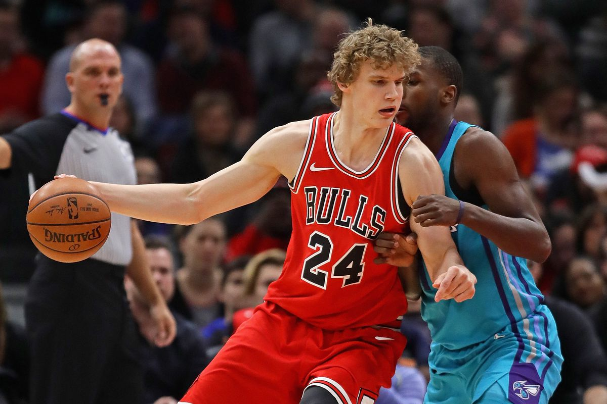 cheaper 68d14 61312 Lauri Markkanen injury: Bulls star out 6-8 weeks with right ...