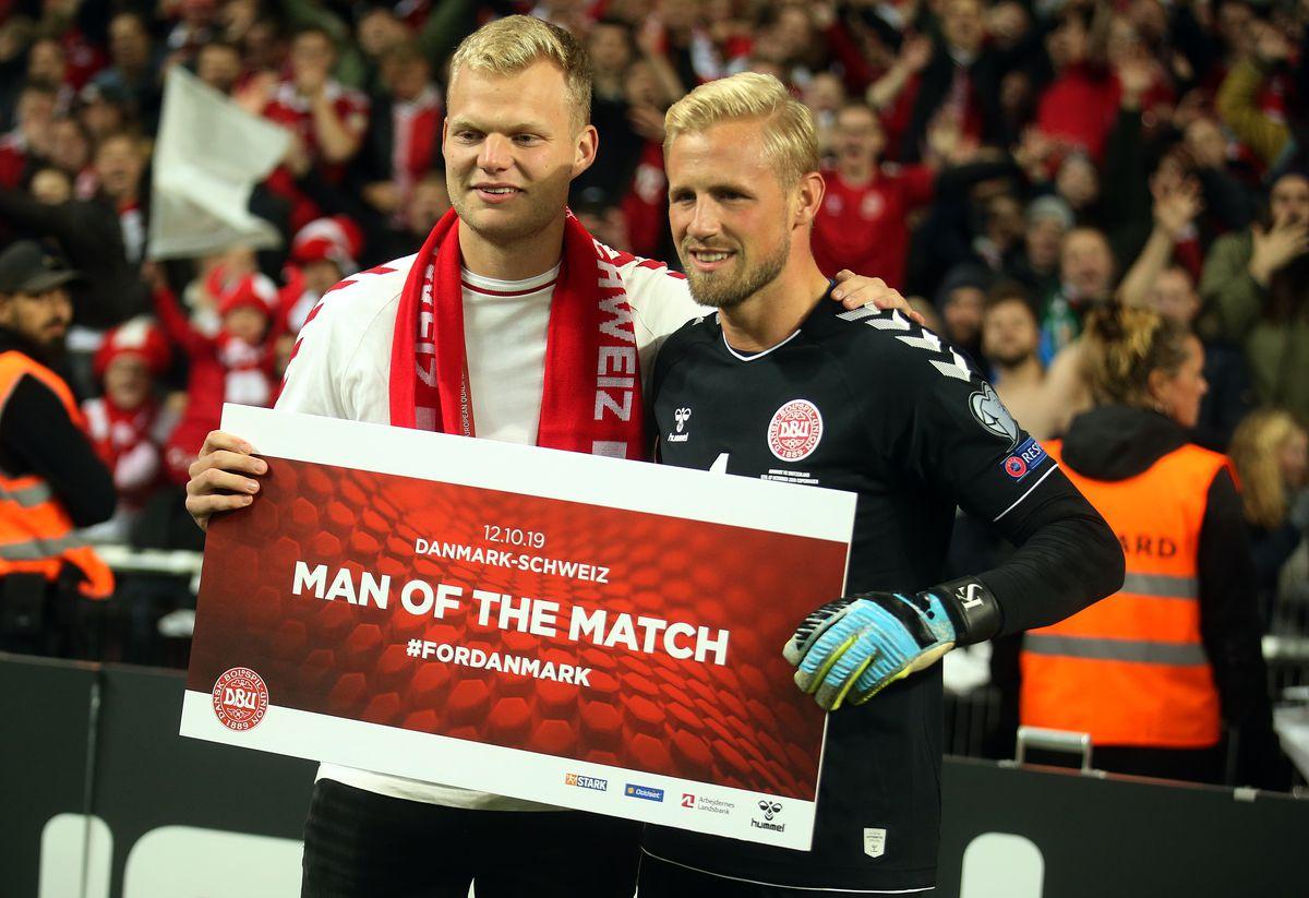 Denmark v Switzerland - UEFA Euro 2020 Qualifier