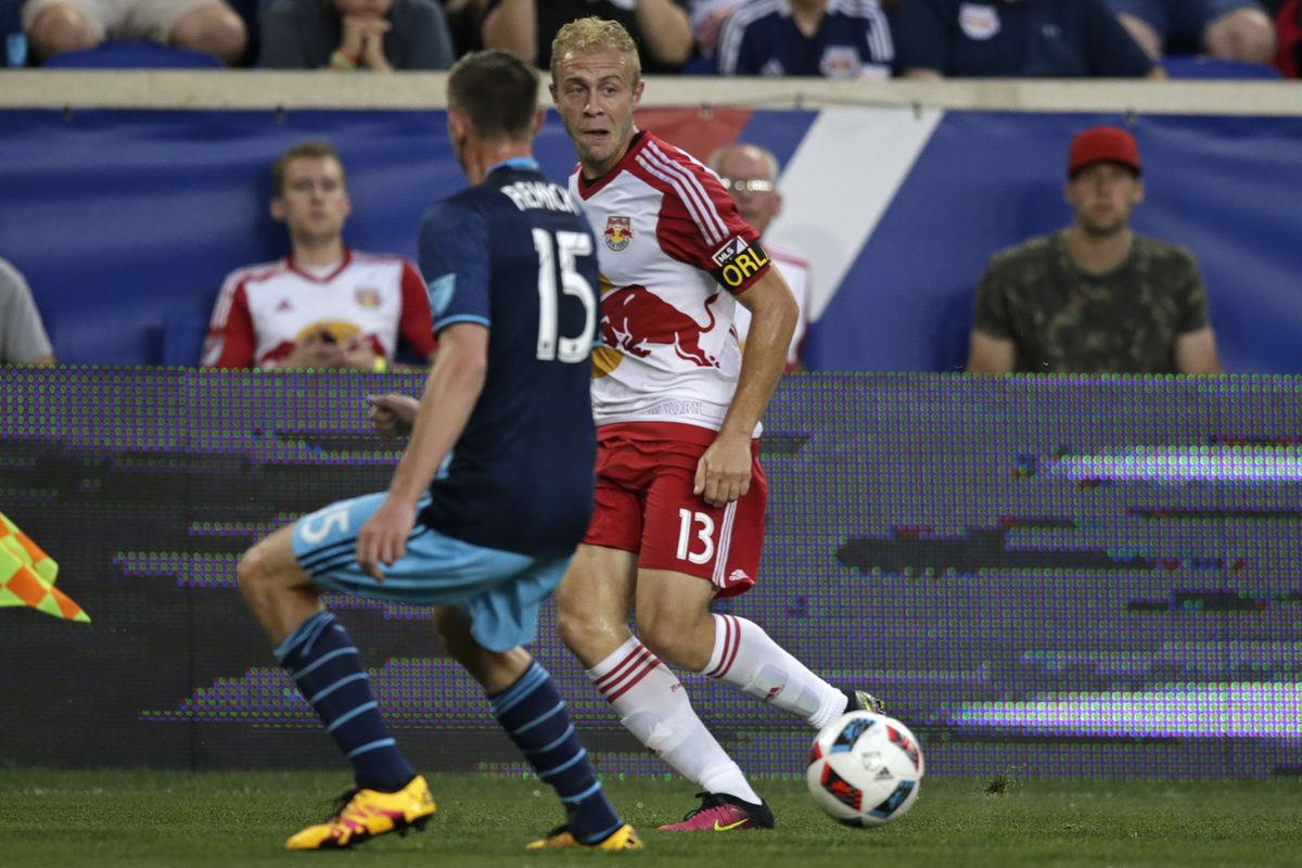 Grella scores two on the Sounders