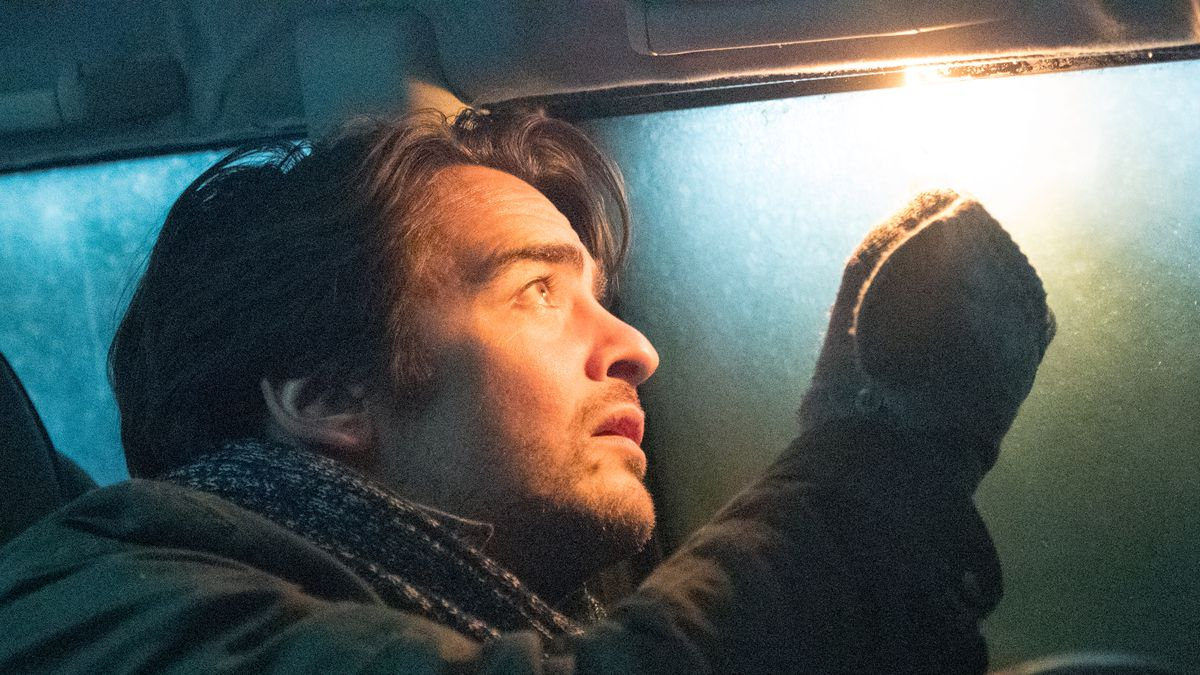 "Vincent Piazza as ""Matt"" in Centigrade"
