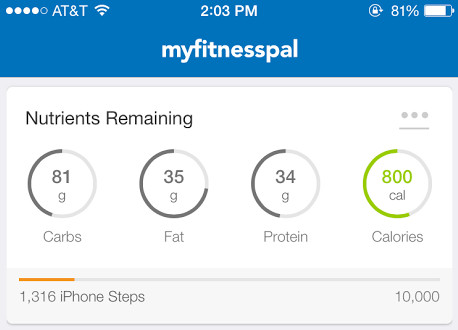 MyFitnessPal rolls out its first paid offering, a premium service