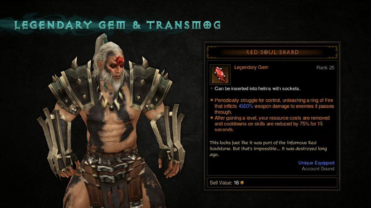 Diablo 3 - The Darkening of Tristram