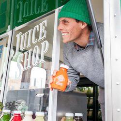 Charlie Gulick, Juice Shop's founder