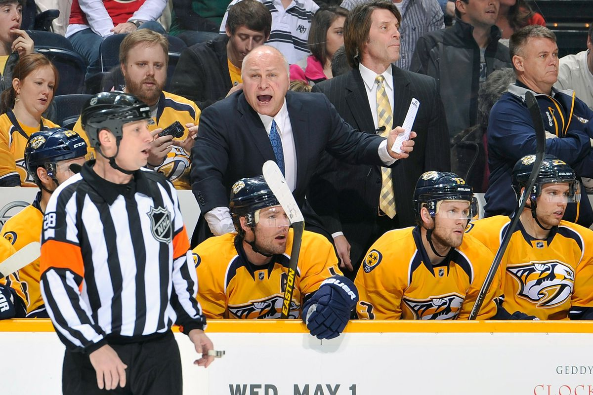 """""""Come on, ref, moving that faceoff just cost Ellis an o-zone start!"""""""