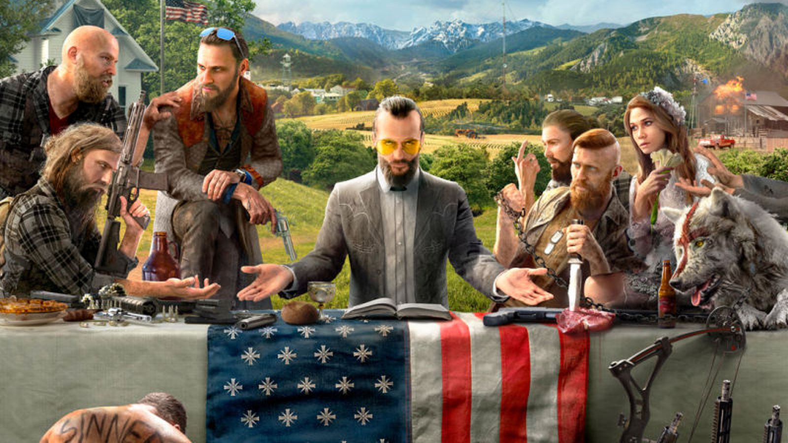 Far Cry 5 promises to be controversial, but not for the usual reasons