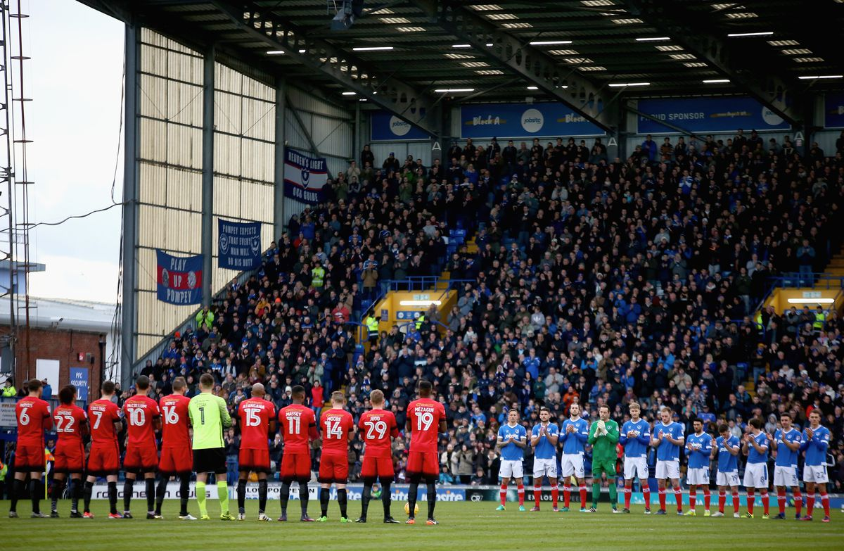 Portsmouth v Leyton Orient - Sky Bet League Two