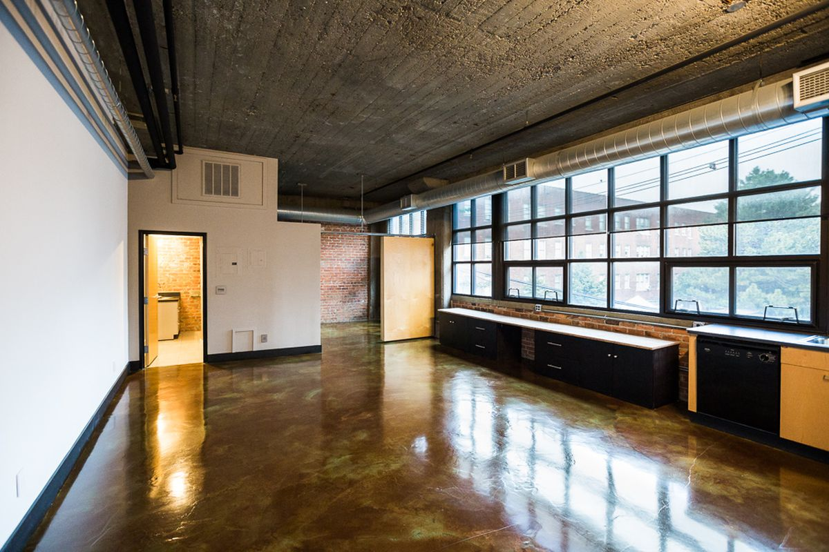 Sleek Canfield Loft Lists For 264k Curbed Detroit