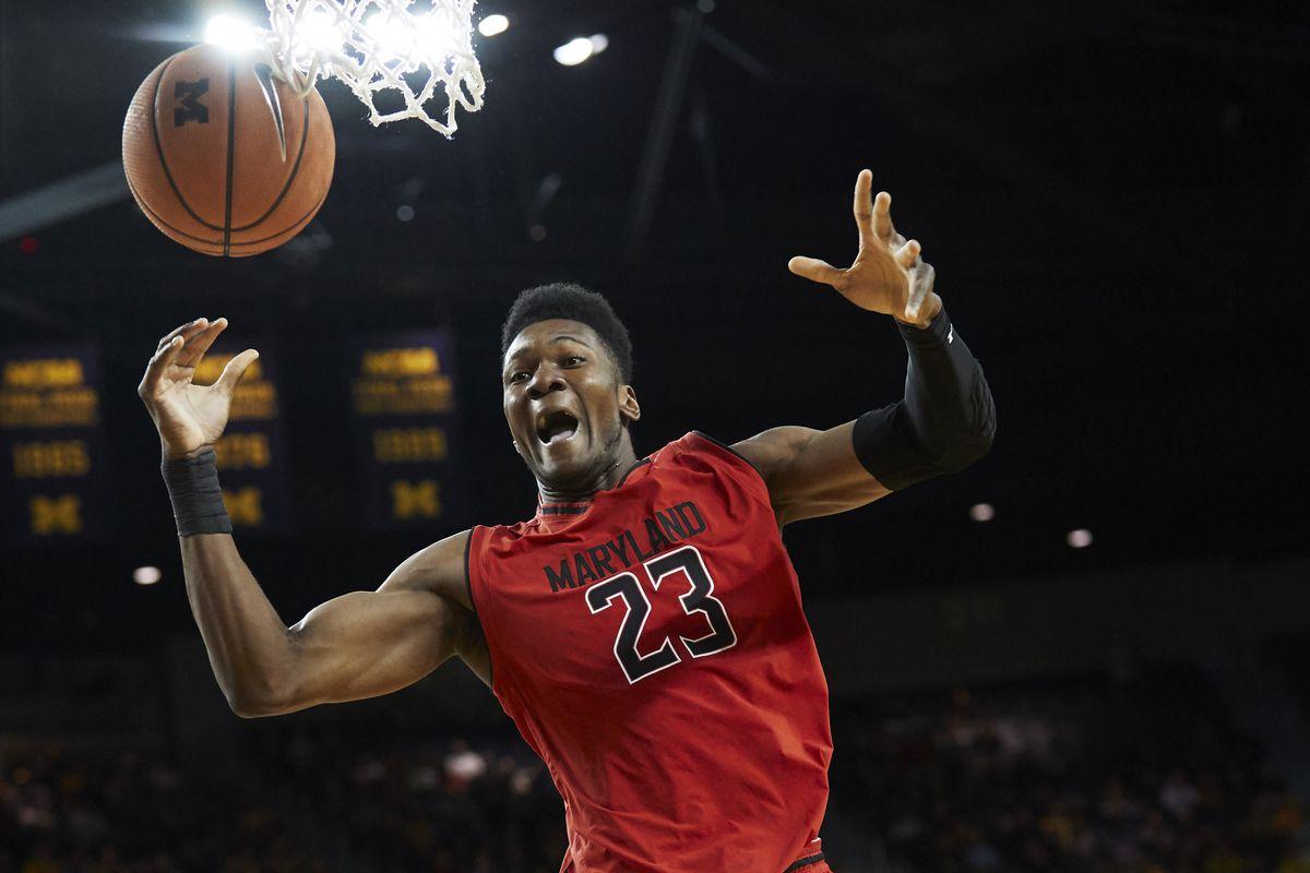 NCAA Basketball: Maryland at Michigan