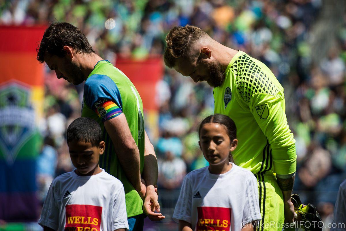 Seattle Sounders vs. New York City FC: Photos