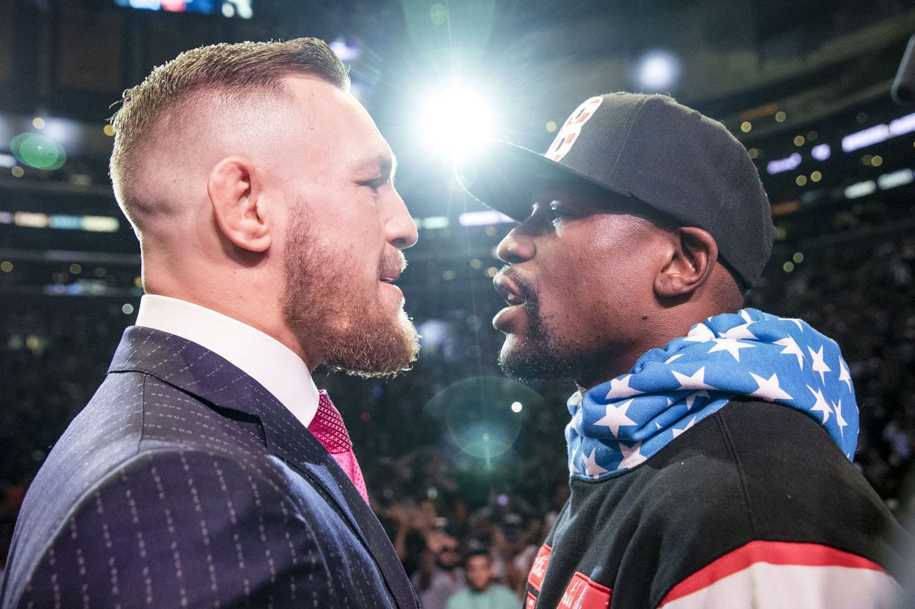 community news, Combate announces deal to broadcast Mayweather vs. McGregor pay per view in Brazil