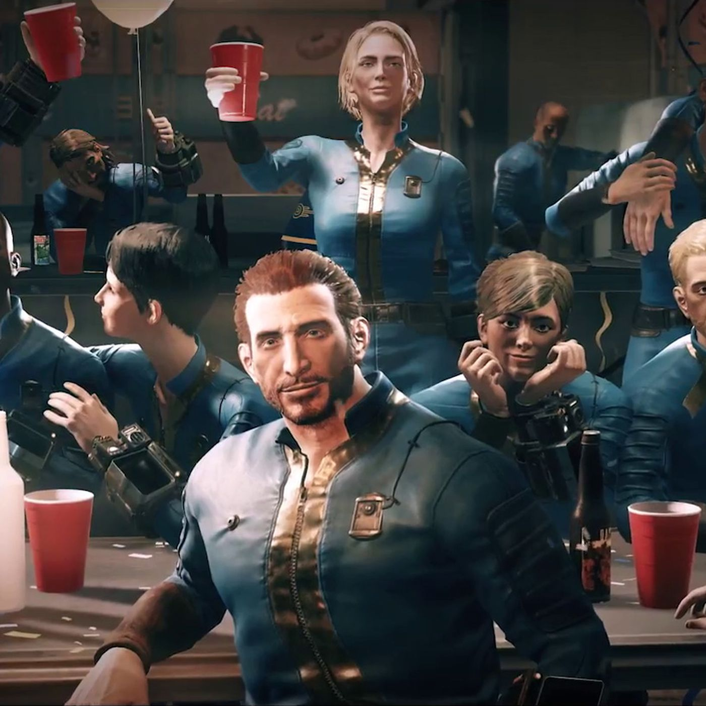 Fallout 76 beta release date announced: Xbox One first, then