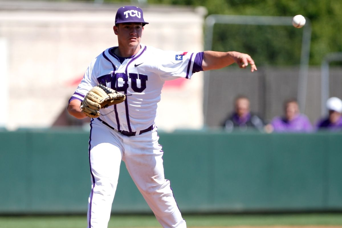 Brandon Finnegan looks to take the next step in his career as TCU's new Friday starter.