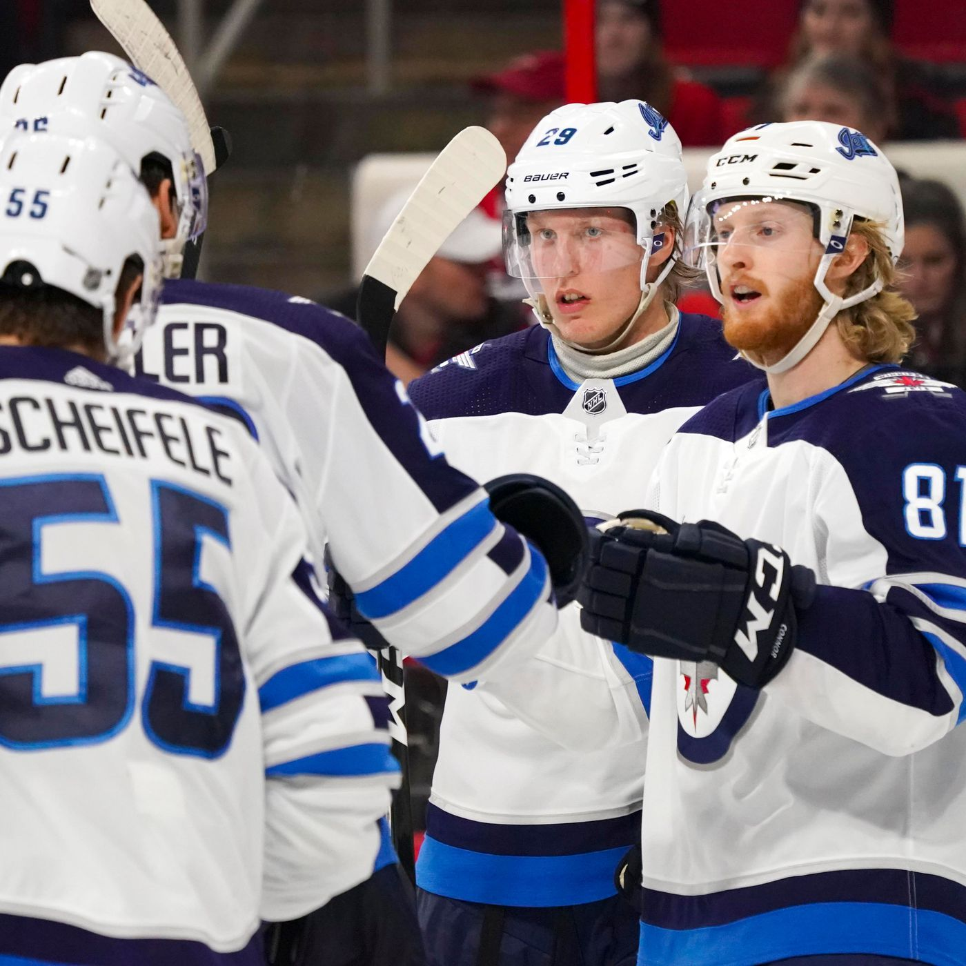 sports shoes 60410 43c1c Preview and GDT: Winnipeg Jets vs Washington Capitals ...