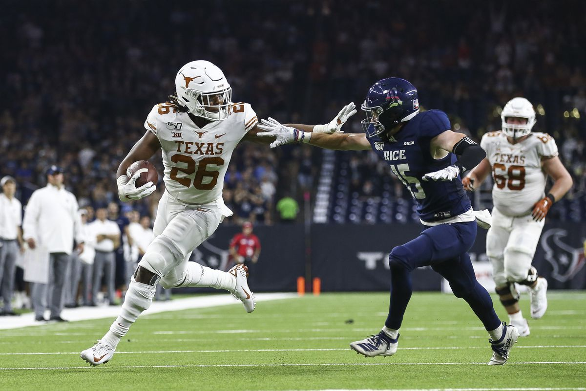 The Good, Bad, and Expected from Texas' comfortable win over Rice