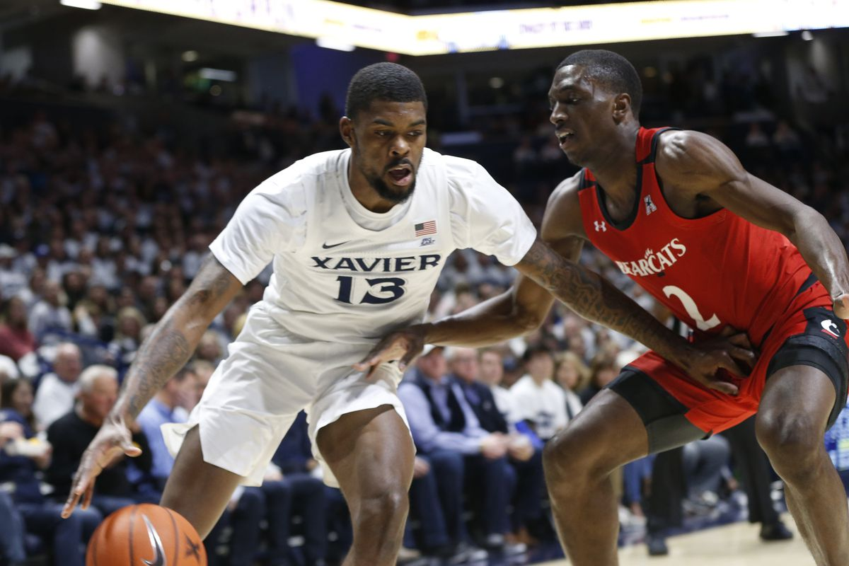 NCAA Basketball: Cincinnati at Xavier