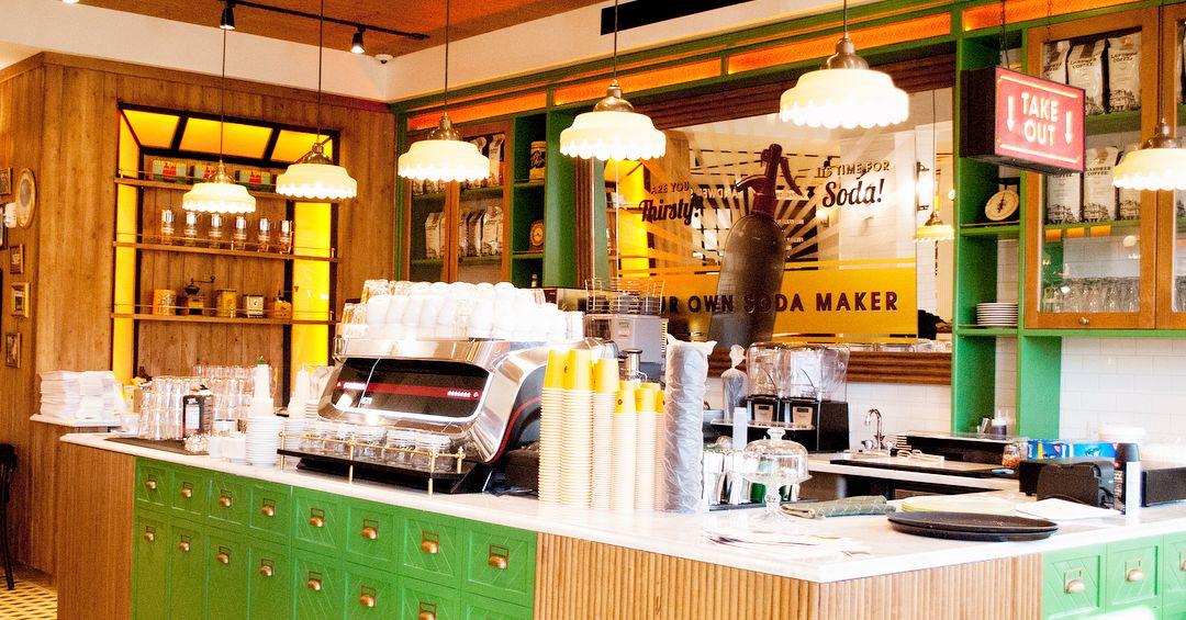 Beacon Cafe San Francisco