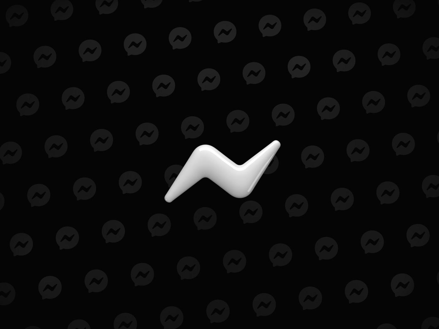 Facebook Messenger Gets Dark Mode The Verge