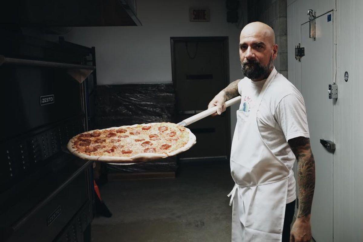 Tony Campanelli, pizzaiolo