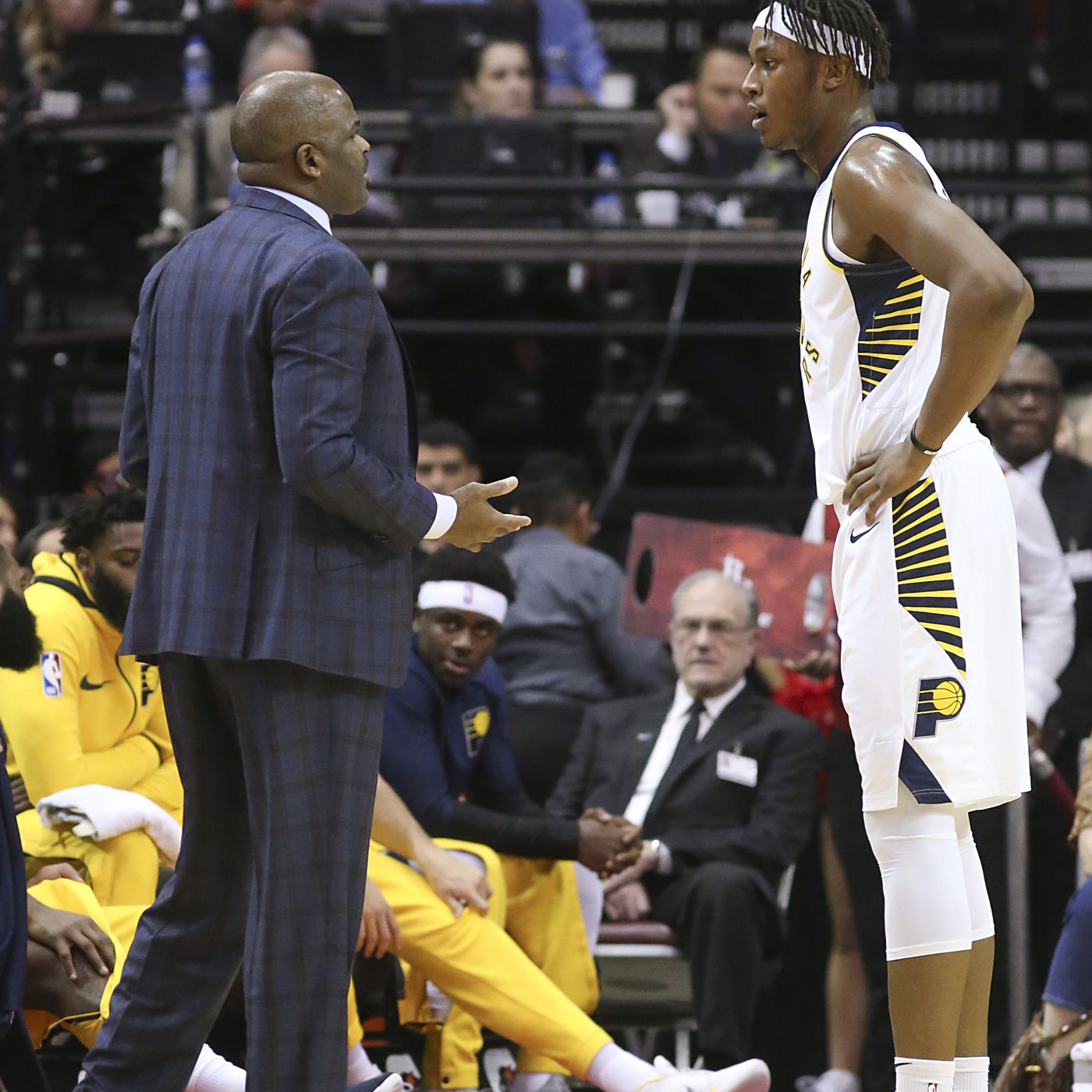57c1a375d46 IC Cold Links  Pacers wear Hickory and City uniforms this weekend - Indy  Cornrows