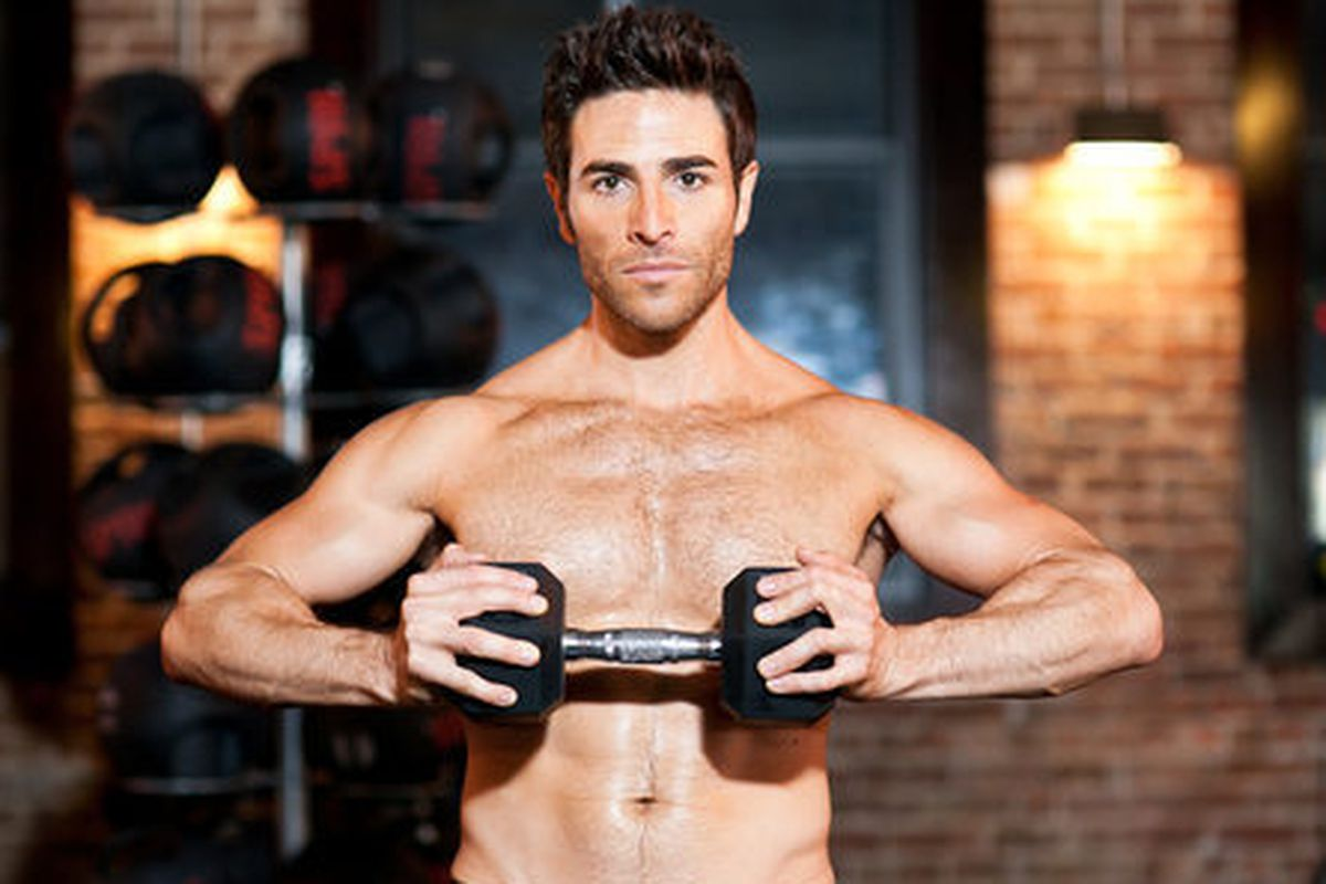 Another reason to join us: you may encounter Joey Gonzalez, Racked NY's 2013 Hottest Trainer, at Barry's Bootcamp SF.